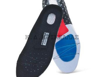 Ανατομικοί πάτοι παπουτσιών Click