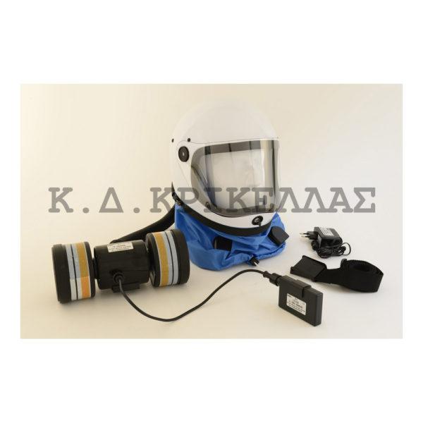 Μάσκα προστασίας από ψεκασμούς K80S-T8 KASCO