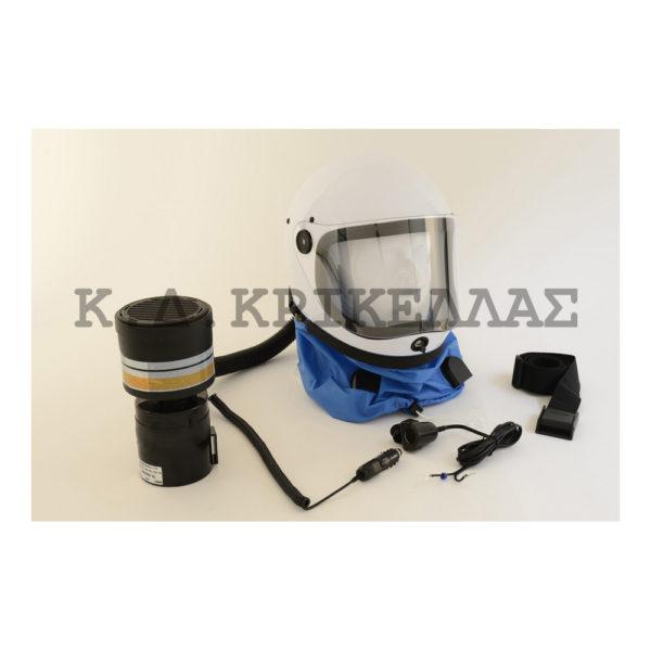Μάσκα προστασίας για προφύλαξη από ψεκασμούς K80S-T9
